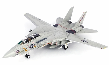 F-14A Tomcat Model, U.S. Navy, VF-74 - Hobby Master HA5215 - click to enlarge
