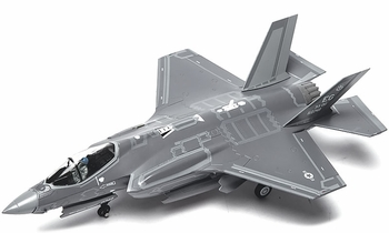 F-35A Lightning II Model, USAF, 33rd FW - Air Force 1 0008C - click to enlarge