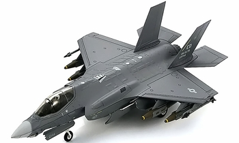 F-35A Lightning II Model, USAF, 461st FLTS - Hobby Master HA4401 - click to enlarge
