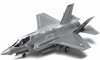 F-35A Lightning II Model, USAF, 58th FS - Air Force 1 0008B - click to enlarge