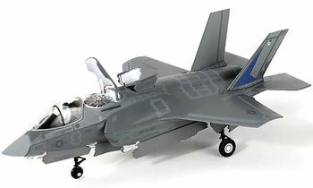 F-35B Lightning II Model, USMC, VMFAT-501 - Air Force 1 0009A - click to enlarge