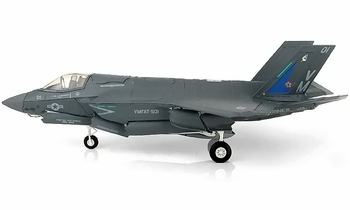 F-35B Lightning II Model, USMC, VMFAT-501 - Hobby Master HA4606 - click to enlarge
