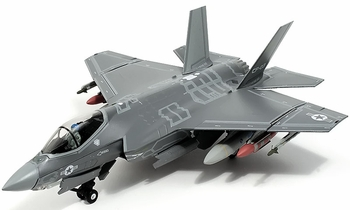 "F-35C Lightning II Model, U.S. Navy, ""CF-03"" - Air Force 1 00005 - click to enlarge"