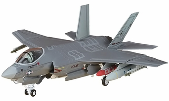 F-35C Lightning II Model, U.S. Navy, VFA-101 - Air Force 1 0010A - click to enlarge