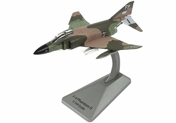 F-4C Phantom II Model, USAF, Col. Robin Olds - Air Force 1 0148 - click to enlarge