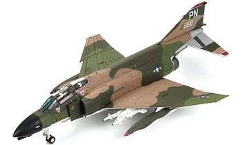 F-4D Phantom II Model (Signed), USAF 13th TFS - Hobby Master HA1938A - click to enlarge
