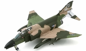 F-4D Phantom II Model, USAF, 433rd TFS, 8th TFW - Hobby Master HA1949 - click to enlarge