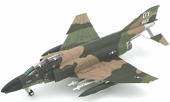 F-4D Phantom II Model, Steve Ritchie (Signed) - Hobby Master HA1973 - click to enlarge