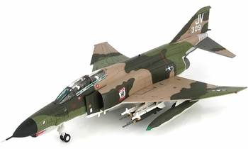 F-4E Phantom II Model, USAF, 469th TFS - Hobby Master HA1989 - click to enlarge