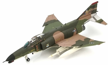 F-4G Phantom II Model, USAF, 563rd TFS - Hobby Master HA1981 - click to enlarge