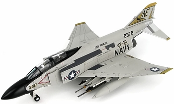 F-4J Phantom II Model, U.S. Navy, VF-21 - Hobby Master HA1996 - click to enlarge
