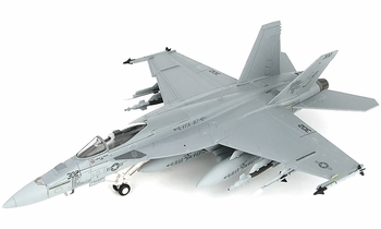F/A-18E Super Hornet Model, U.S. Navy, VFA--87 - Hobby Master HA5105 - click to enlarge