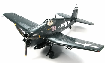 "F6F-5 Hellcat Model, US Navy, ""Minsi III"" - Hobby Master HA0301 1:32 - click to enlarge"
