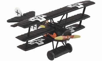 Fokker Dr.I Model, Luftstreitkr�fte, Lt. Josef Jacobs - WOTGW WW12003 - click to enlarge