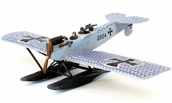 Hansa-Brandenburg W.29 Model, C3MG Prototype - WOTGW WW17001 - click to enlarge