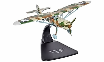 Hs 126 Model, Luftwaffe, A88, Legion Condor - Oxford Diecast AC044 - click to enlarge