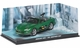 Jaguar XKR Model, James Bond: Die Another Day - Eaglemoss