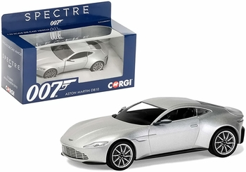 Aston Martin DB10 Model, James Bond: SPECTRE - Corgi CC08001 - click to enlarge