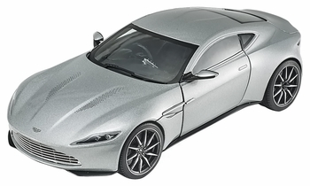 Aston Martin DB10 Model, James Bond: SPECTRE - Hot Wheels Elite - click to enlarge