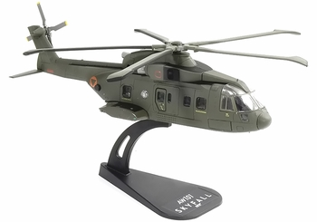James Bond Skyfall AugustaWestland AW101 Model - Italeri 48182 - click to enlarge