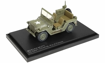 M151 MUTT Model, U.S. Army, Vietnam War - Hobby Master HG1901 - click to enlarge