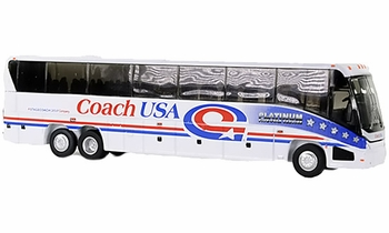 MCI J4500 Coach/Bus Model: Coach USA - Iconic Replica 87-0016 - click to enlarge