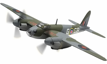 Mosquito B.IV Model, RAF, No. 105 Squadron - Corgi AA32820 - click to enlarge