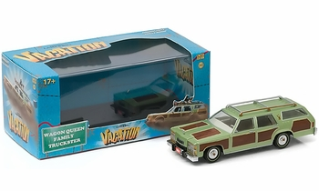 National Lampoon�s Vacation Family Truckster 1:43 Diecast - GreenLight - click to enlarge