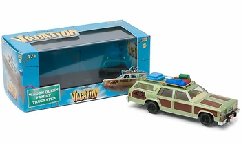 "National Lampoon's Vacation Truckster ""Honky Lips"" 1:43 - GreenLight - click to enlarge"