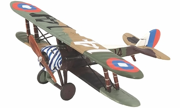 Nieuport 28C Model, USAS, 1st Lt. Quentin Roosevelt - WOTGW WW13002 - click to enlarge