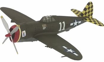 P-47D Thunderbolt Model, USAAF, Maj. Herschel Green - Corgi US33824 - click to enlarge