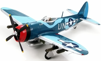 P-47M Thunderbolt Model, USAAF, 63rd FS - Hobby Master HA8403 - click to enlarge
