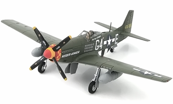P-51D Mustang Model, USAAF �Missouri Armada� - Hobby Master HA7728 - click to enlarge