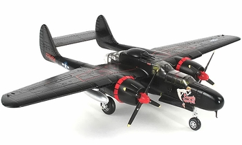 "P-61B Black Widow Model, ""Cooper's Snooper"" - Air Force 1 0090D - click to enlarge"