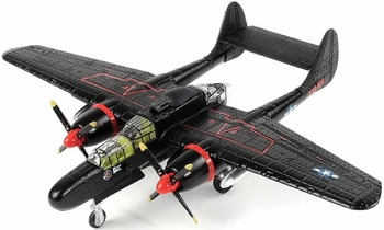 P-61B Black Widow Model, USAAF, 'Lady in the Dark' - Air Force 1 0138 - click to enlarge