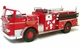 Seagrave K Pumper Model, Kansas City Fire Dept. - Corgi US50807
