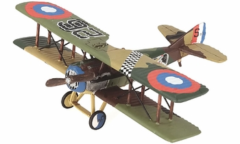 SPAD XIII Model, USAS, 2nd Lt. Frank Luke, Jr. - WOTGW WW15002 - click to enlarge