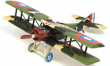 SPAD XIII Model, USAS, 1st Lt. Eddie Rickenbacker - WOTGW WW15001 - click to enlarge