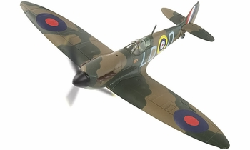 Spitfire Mk.I Model, RAF, 602 Sqn., Alexander Johnstone - Corgi AA39210 - click to enlarge