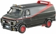 The A-Team 1983 GMC Van 1:50 Model - Hot Wheels Elite One