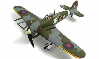 Typhoon Mk.IB Model, RAF, No. 195 Squadron, 1943 - Corgi AA36504 - click to enlarge