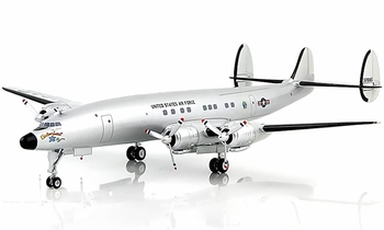 "VC-121E Super Constellation, ""Columbine III"" - Hobby Master HL9014 - click to enlarge"