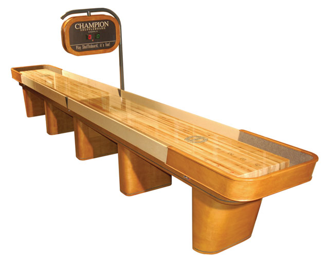 14' Champion Capri Shuffleboard Table