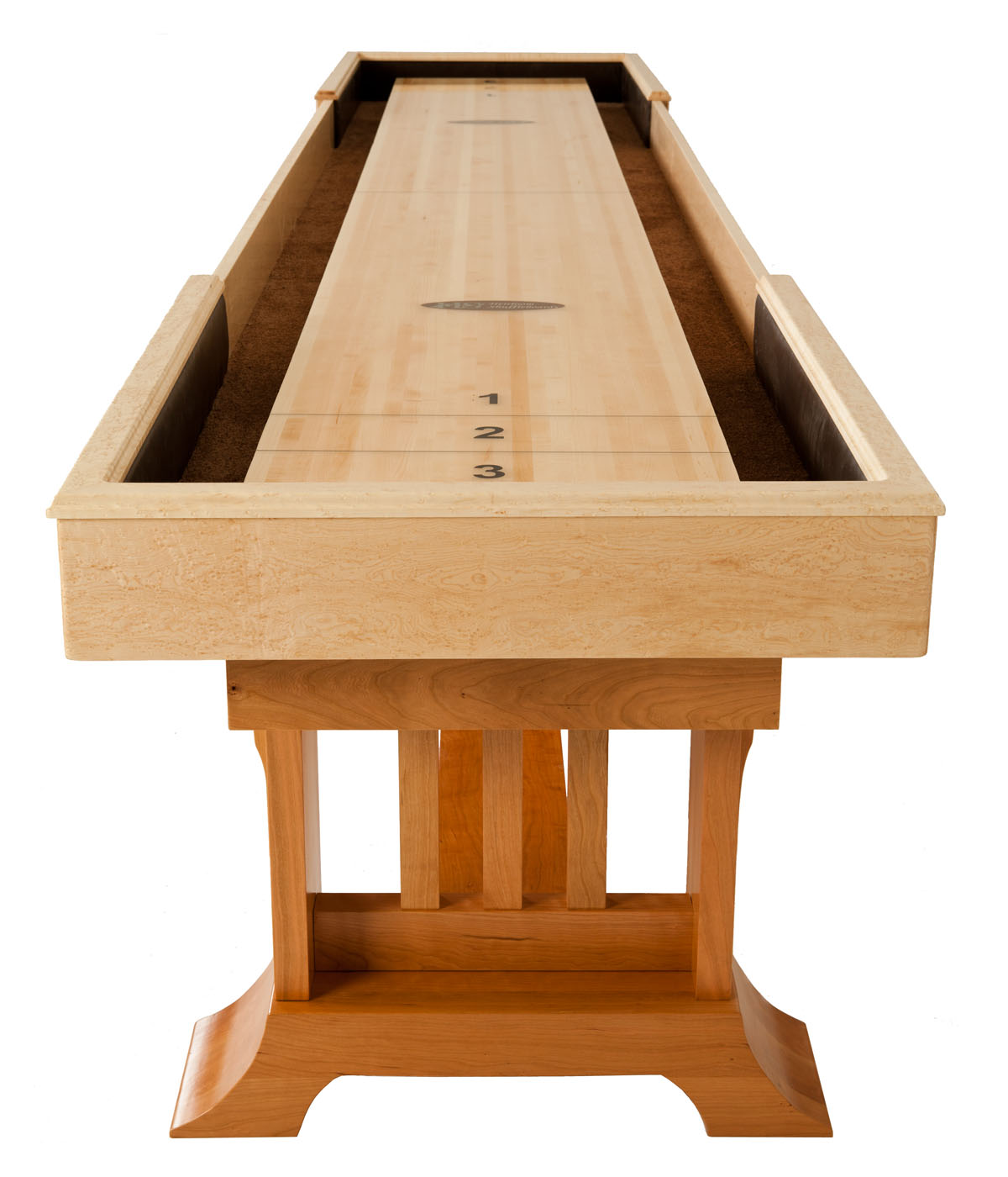 Heirloom Monterrey Shuffleboard Table