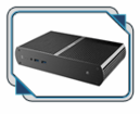 Akasa Tesla H fanless chassis for Intel NUC (A-NUC05-A1B)
