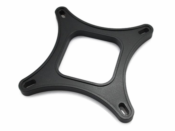 RayStorm Intel Aluminium Bracket (Black)