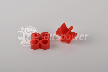 Red Blade For Bitspower Flow Indicator (BP-BFI-RD)