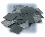 Accessory silver Anti-tarnish 1 inch squares 10 sheets