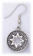 Antiqued silver jewelry