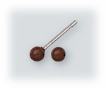 Enameled 3mm balls